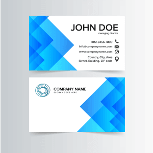 Business Card Printing and Design Service, Print Centre, Paisley, Johnstone, Renfrewshire