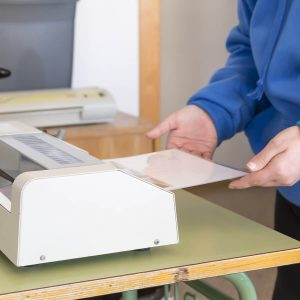 Document Laminating by The Print Centre, Paisley and Johnstone