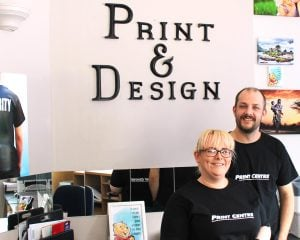 Print Centre Paisley Staff Members