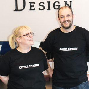 Print Centre Paisley Staff Members